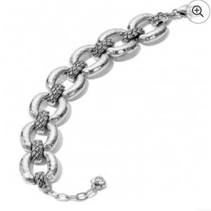Brighton Interlok Woven Bracelet